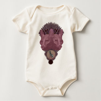 Egypt.png Baby Bodysuit