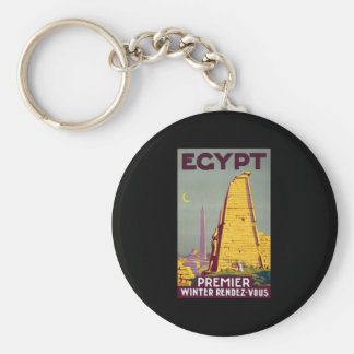 Egypt Premier Winter Rendezvous Key Ring