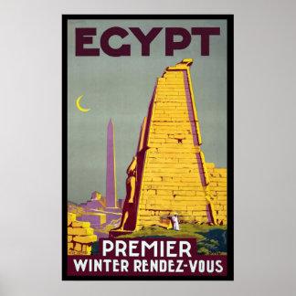 Egypt Premier Winter Rendezvous Poster