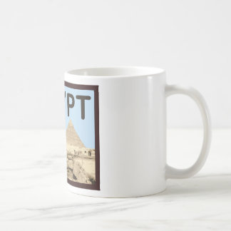 Egypt Pyramid of Khafre Coffee Mug