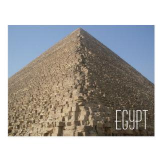 Egypt Pyramid Postcard