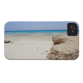 Egypt, Red Sea, Marsa Alam, Sharm El Luli, Beach iPhone 4 Case