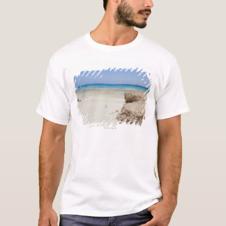 Egypt, Red Sea, Marsa Alam, Sharm El Luli, Beach T-Shirt