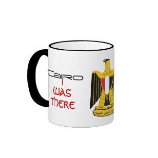 Egypt Ringer Mug