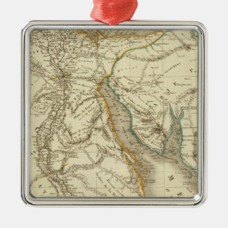 Egypt, Saudi Petree Christmas Ornament