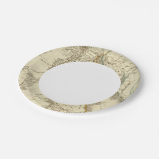 Egypt, Saudi Petree Paper Plate