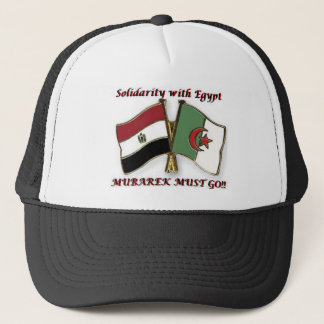 Egypt Solidarity Trucker Hat
