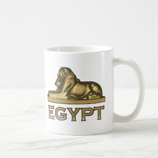 Egypt Sphinx Coffee Mug
