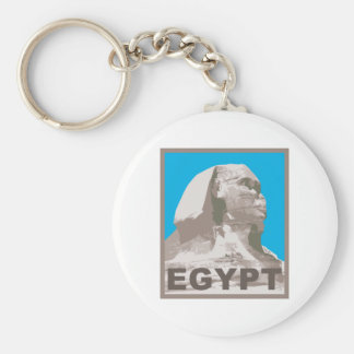Egypt Sphinx Key Ring