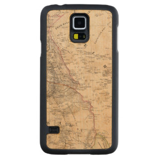 Egypt, Sudan, Africa 2 Carved Maple Galaxy S5 Case