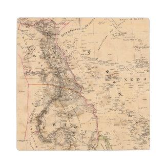 Egypt, Sudan, Africa 2 Wood Coaster