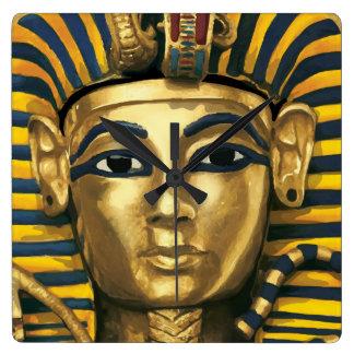 Egypt -Tutankhamun Wallclocks