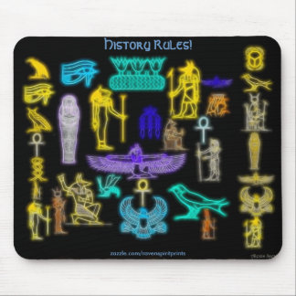 Egyptian Ancients Collection Mouse Mat