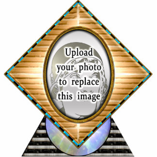 Egyptian Art Deco (Personalized - Photo) Photo Cut Out