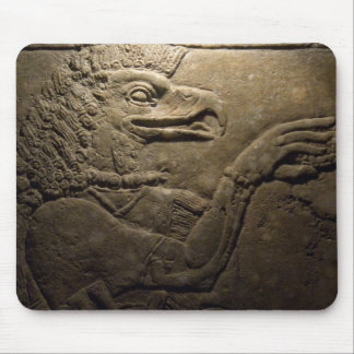egyptian art mouse mat
