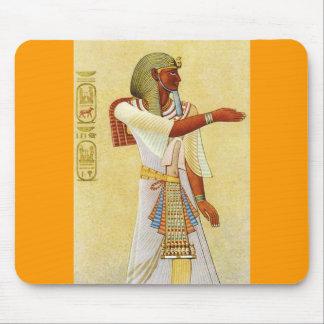 Egyptian Art - Vintage Mouse Pad