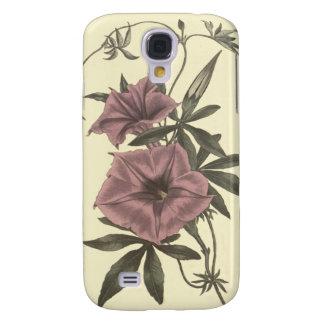 Egyptian Bindweed Botanical Illustration Galaxy S4 Case