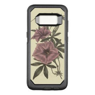 Egyptian Bindweed Botanical Illustration OtterBox Commuter Samsung Galaxy S8 Case