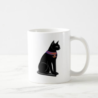 Egyptian Cat Goddess Bastet Coffee Mug