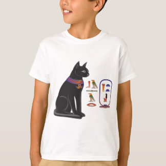 Egyptian Cat Goddess Bastet T-Shirt
