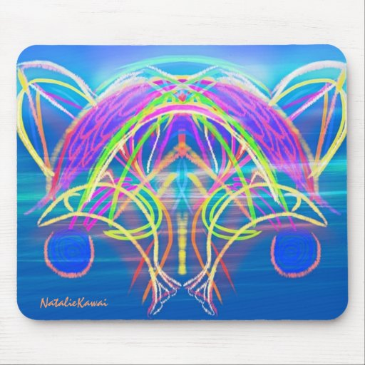 Egyptian Cat Mouse Pad