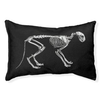Egyptian Cat Skeleton Pet Bed