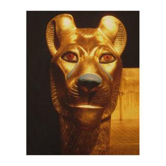 Egyptian Cat Statue Wall Art