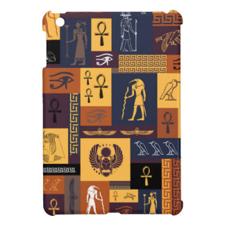 Egyptian Collage iPad Mini Case