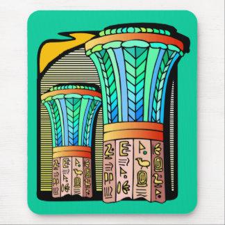 EGYPTIAN COLUMNS MOUSE MAT