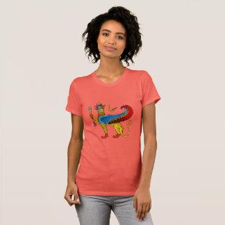 Egyptian Deity Women's Fine Jersey T Shirt