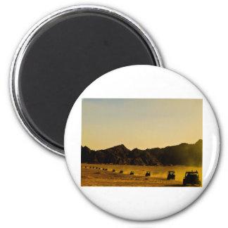 Egyptian desert merchandise magnet