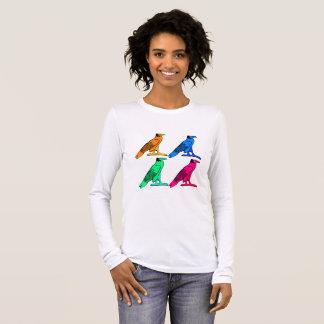 Egyptian Eagles Fine Jersey T Shirt