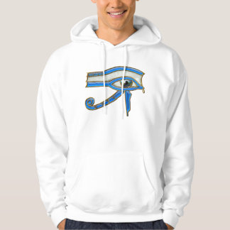 Egyptian Eye of Horus Ancient Art Designer Hoodie