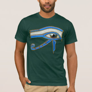 Egyptian Eye of Horus Ancient Art Designer Shirt