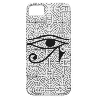 Egyptian Eye & Pattern Case-Mate iPhone 5 Barely There iPhone 5 Case