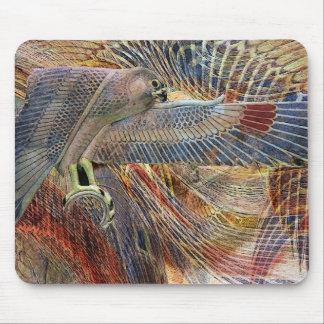Egyptian Falcon Mouse Mat