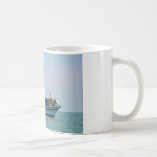 Egyptian Fishing Boat Coffee Mug