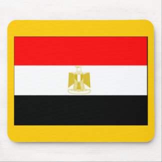 egyptian Flag Mouse Pad