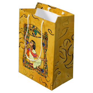 Egyptian Fusion Medium Gift Bag