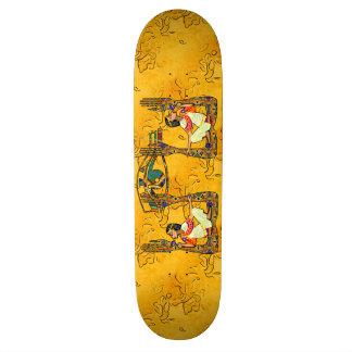 Egyptian Fusion Skateboard
