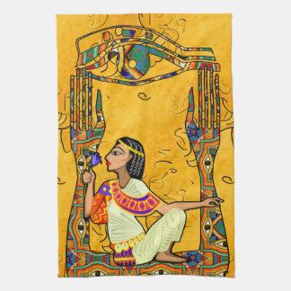 Egyptian Fusion Tea Towel