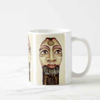 Egyptian goddess beautiful painting coffee mug