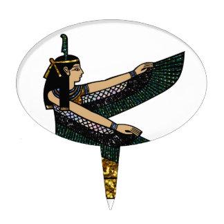 egyptian goddess cake picks