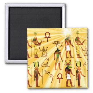 Egyptian Gods And Goddesses Magnet
