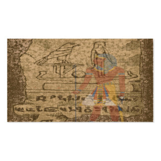 Egyptian Hieroglyphic Pack Of Standard Business Cards