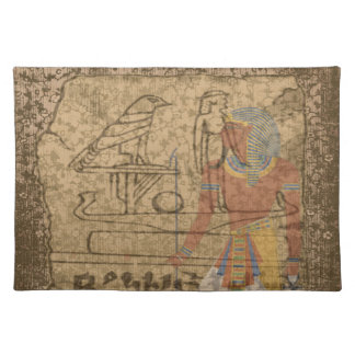 Egyptian Hieroglyphic Placemat