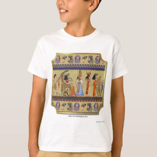 Egyptian Hieroglyphics Apparel, Gifts Collectibles Tee Shirt