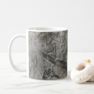 Egyptian Hieroglyphics Coffee Mug