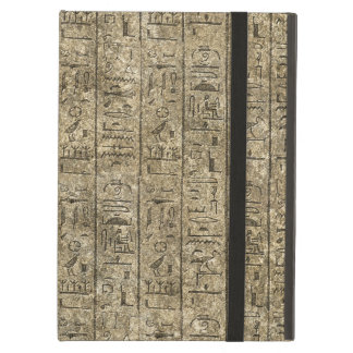 Egyptian Hieroglyphics Cover For iPad Air