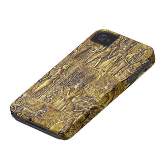 Egyptian Hieroglyphics iPhone 4 Case-Mate Case